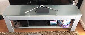 Modern TV cabinet entertainment unit Cremorne North Sydney Area Preview