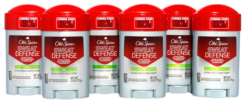 Old Spice Sweat Defense Fiji Extra Strong Anti-Perspirant/Deodorant 2.6