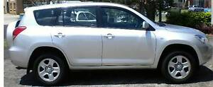2008 Toyota RAV4 Wagon Ballina Ballina Area Preview