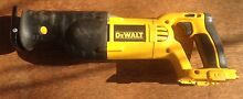 DeWalt DC385 18V reciprocating saw Murrumbeena Glen Eira Area Preview