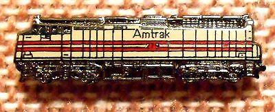 Amtrak Diesel Railroad Hat Pin RR Train Railway