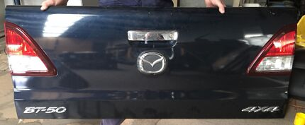 Mazda BT50 Tail gate Underwood Logan Area Preview