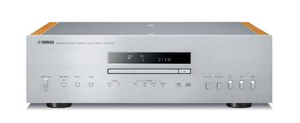 Yamaha CD-S2100 Super Audio Premium Audiophile CD Player - Silver