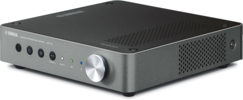 Yamaha WXC-50 MusicCast wireless streaming pre-amplifier