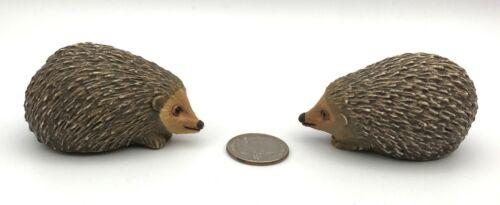 AAA Vintage ADULT PORCUPINE Hedgehog Retired Animal Figures
