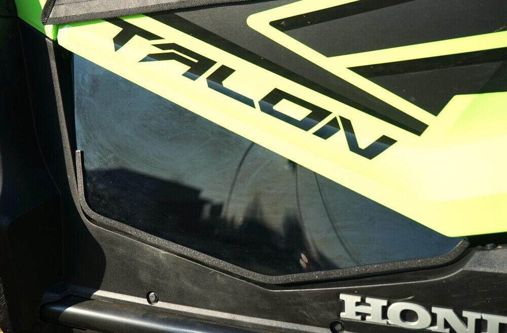 Honda Talon 1000 Tinted Door Inserts