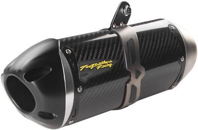TBR S1R SLIP-ON SYSTEM (CARBON FIBER) 005-4010405-S1  ()