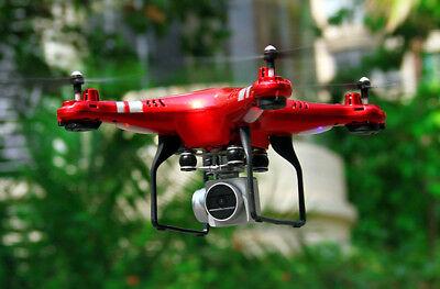 HR SH5 HD 2.4G 4CH 720P Camera Wifi FPV Drone One Key Return RC Quadcopter