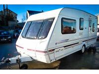 Swift Challenger Caravan 490LSE (2000) - 5 Berth