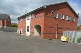 Commercial property in Phoenix House, Rotherham Road, Dinnington, S25