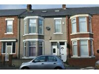 Fantastic 4 bed Upper Maisonette situated on St Vincents Street, Westoe, South Shields.