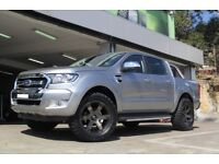 alu felgen ford ranger 17 18 20 zoll offroad amarok. Black Bedroom Furniture Sets. Home Design Ideas