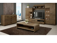 delivery 1-3 days LATINA SIDEBOARD CABINET 120cm LEFKAS Free Delivery Available