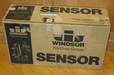 Karcher Windsor Sensor Xp15 Commercial Upright Vacuum Cleaner - Basalt Gray
