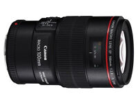 Canon EF 100m f2.8L Macro IS USM Mint Condition ONO