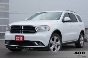 2015 Dodge Durango SXT **AWD**POWER SEATS**TOW PACKAGE**