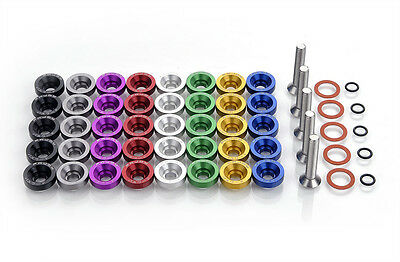 Password:jdm Valve Cover Washers Kit B16a B-series / H22a H-series Vtec (green)
