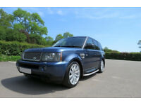 Land Rover Range Rover Sport TD V6 SE