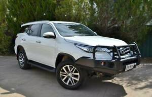 2015 TOYOTA FORTUNER CRUSADE Tanunda Barossa Area Preview