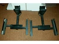 Avf speaker brackets. Used. Dawlish. Devon