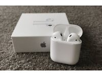Apple AirPods - Good Condition, Original Box Selling due to Samsung Switchover