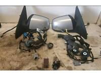 Ford mondeo mk3 power fold mirrors/kit