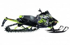 2017 Arctic Cat xf 9000 153 high country limites 2.25