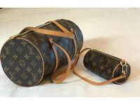 Louis Vuitton Papillon 30 Bag