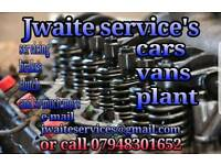 Mechanic services
