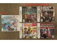 Various Games - 3DS, DS, PS4, Xbox 360, Wii & PC