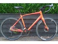 Specialized Gravel bike.Large.2x11s.Carbon forks