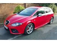 07 Seat Leon FR 2.0TSFi Turbo Low Miles FSH HPI Clear Excellent Condition