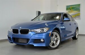 2015 BMW 335i xDrive, M Sport Package, Navigation