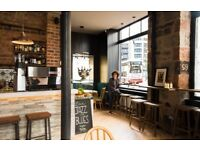 Part Time Chef's Required for New Wine Cafe on The Shore, Leith, Edinburgh