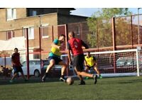 #ClaphamJunction football players needed | looking for players in Battersea |