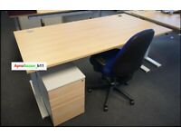 Office Desk ONLY **WORKING FROM HOME?** NEED DESK? WE OFFERING FREE DELIVERY IN BIRMINGHAM