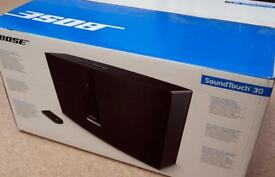 Bose soundtouch 30 series 3 latest model.