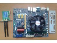 Motherboard Foxconn H61MXV 1155 H61 INTEL G2030 3.00GHz 8GB DDR3 1333MHz (2x4GB)