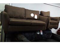 Newe next sofa set stunning quality bargain price