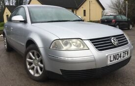 VOLKWAGEN PASSAT 1.9 TDI HIGHLINE AUTOMATIC 130 BHP+1 FEMALE OWNER+FULL HISTORY+ONLY 76,000MILES