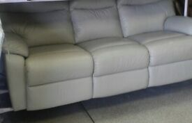 Lazy boy grey recliner sofa bargain