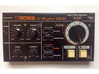 Boss DR-55 Drum Machine