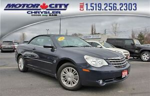 2008 Chrysler Sebring Touring Low K's Bluetooth Convertible