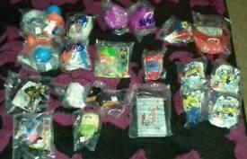 Mc donald toys
