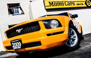 2009 Ford Mustang V6 4.0L! MANUAL! Ext.Warranty ONLY $140/bi-wee