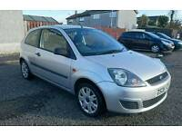 Ford Fiesta style climate 2006 MOT Oct 2017