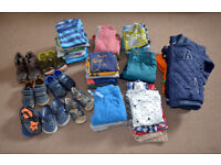 Boys clothes 2 – 3 years (shoes size 6-8,5)