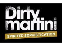 Wait Staff - DIRTY MARTINI - Cardiff