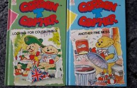 Two Vintage Gordon T Gopher Books/book – post or collect