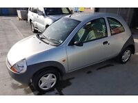 2002 Ford Ka *LOW MILEAGE (ONLY 26k) & FULL YEARS MOT*